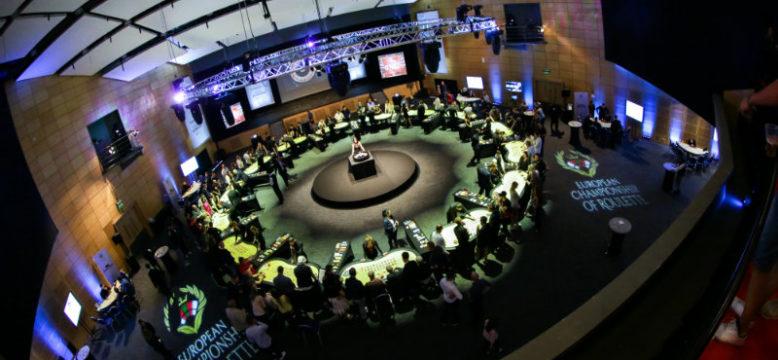 ECR at Portomaso Casino