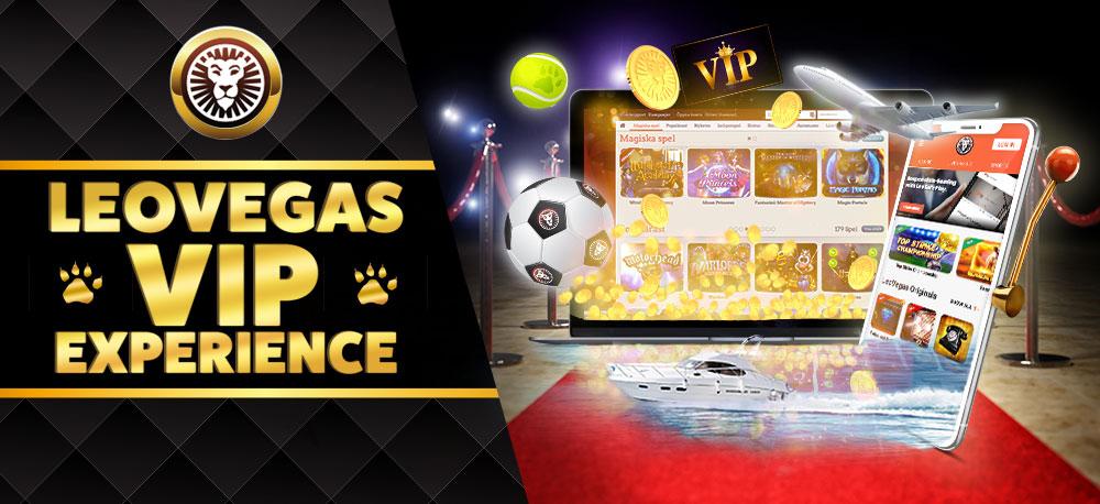 Leovegas VIP Experience