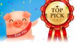 Pick and Pig of the Month