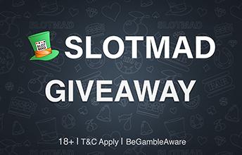 SlotMad giveaways