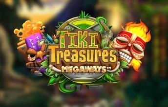 Tiki Treasures Megaways