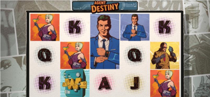 Agent Destiny reels